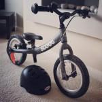 AktywnySmyk lubi… zdjęcie rowerka biegowego Ridgeback Scoot
