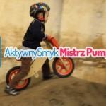 Zawody AktywnySmyk Mistrz Pumptrack'a 2013 – wideo