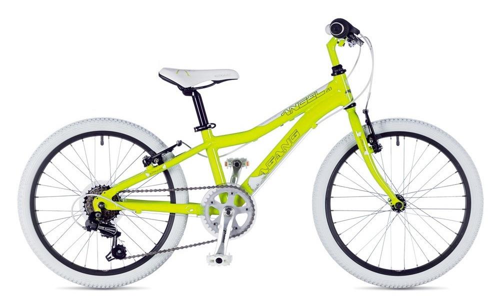 Rower na kołach 20 cali o niskim siodełki i niskiej wadze - rower Agang Angel 20