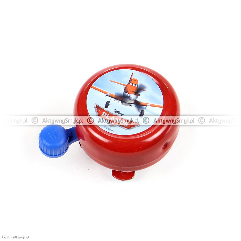 Dzwonek Samoloty pasujące do rowerka biegowego 01