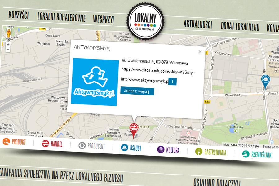 Sklep AktywnySmyk - Lokalny Certyfikowany