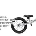 Nowość | Duży rowerek biegowy Ridgeback Scoot XL