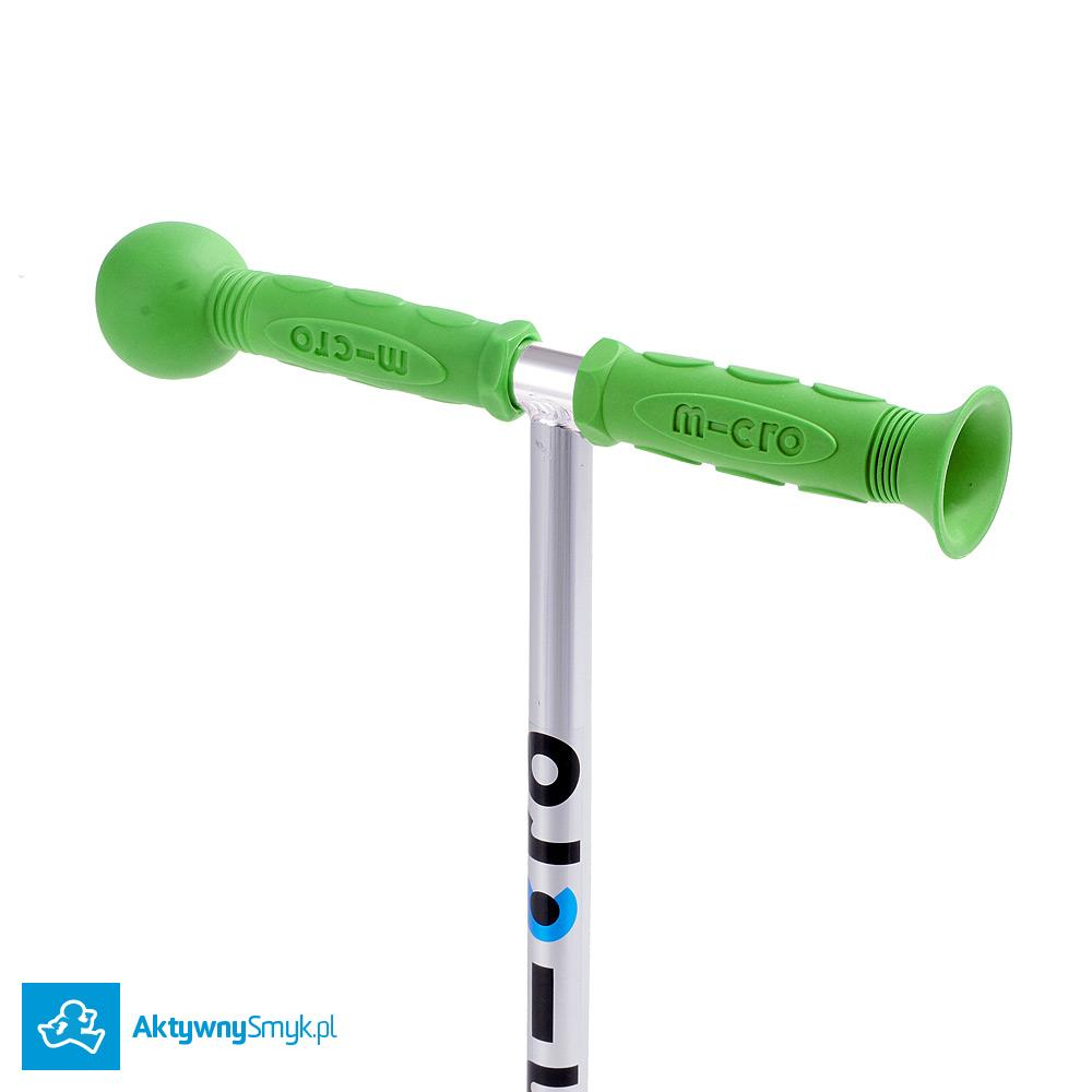 Zielony klakson Micro do hulajnogi Mini Micro lub Maxi Micro 003