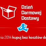 Dzień Darmowej Dostawy 2014 w sklepie AktywnySmyk.pl