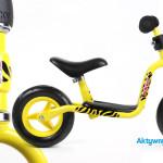 Nowość | Rowerek biegowy Puky LR M w nowym żółtym malowaniu