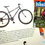 Lekki rower Dawes Academy 26 w miesięczniku bikeBoard
