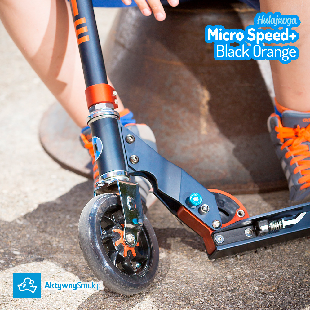 Hulajnoga-Micro-Speed+-Black-Orange-0092