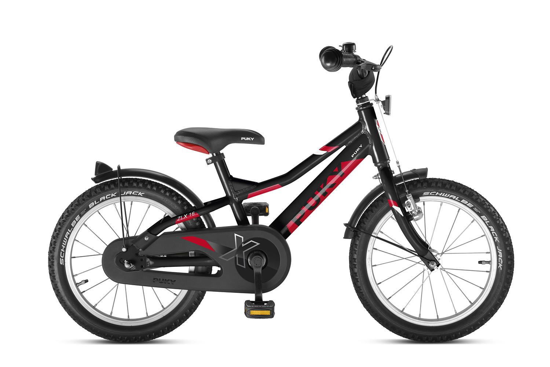 Lekkie rowery Puky na kołach 16 i 18 cali - Puky ZLX Alu