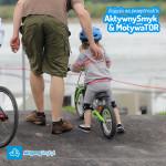 Dziecko na rowerku biegowym LIKEaBIKE Jumper