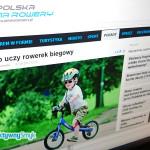 Czego uczy rowerek biegowy  – Polska na rowery (konsultacja AktywnySmyk.pl)