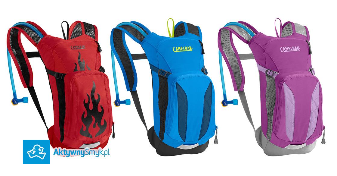 Plecaki dla dzieci z bukłakiem Camelbak Mini MULE