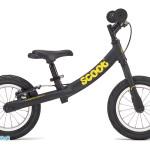 Nowość | Średni rowerek biegowy Ridgeback Scoot w kolorze czarnym