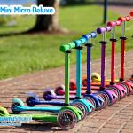 Zapowiedzi AktywnegoSmyka | Hulajnogi Mini Micro Deluxe