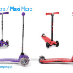 Czy Mini Micro czy Maxi Micro – jaką hulajnogę wybrać?