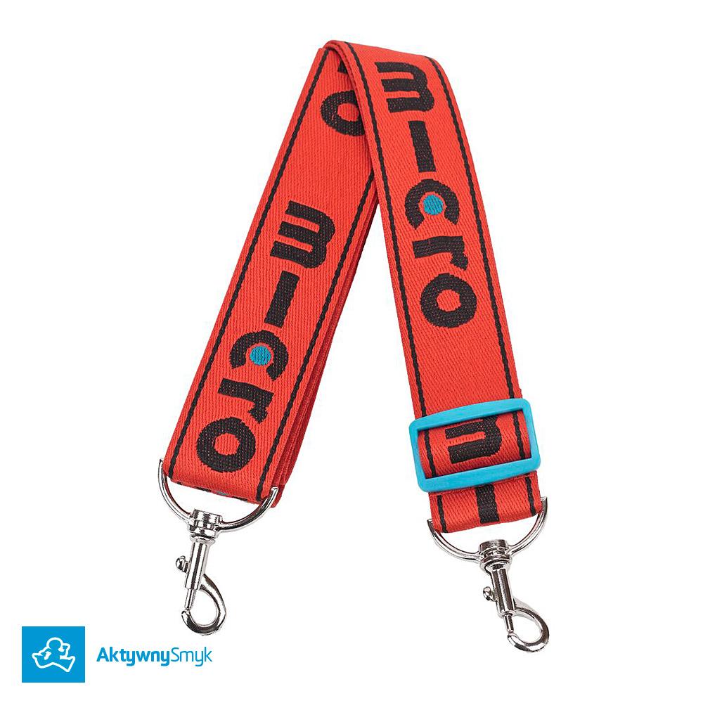 Baardzo użyteczny i świetnie wyglądający pasek Micro do noszenia hulajnogi Micro (3)