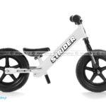 Nowość | biały rowerek biegowy Strider