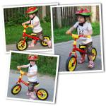 Zosia na rowerku Kettler Speedy 10″
