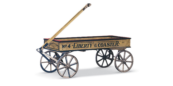 Wózek Liberty Coaster No.4