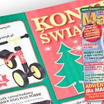 Puky Wutsch – Konkurs świąteczny – Mamo to ja nr 12 grudzień 2009