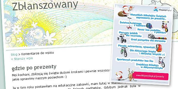 gdzie po prezenty - zblanszowany.blox.pl
