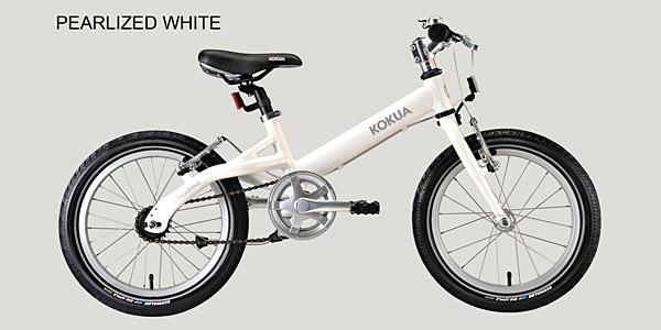 rowerek LIKEtoBIKE biały
