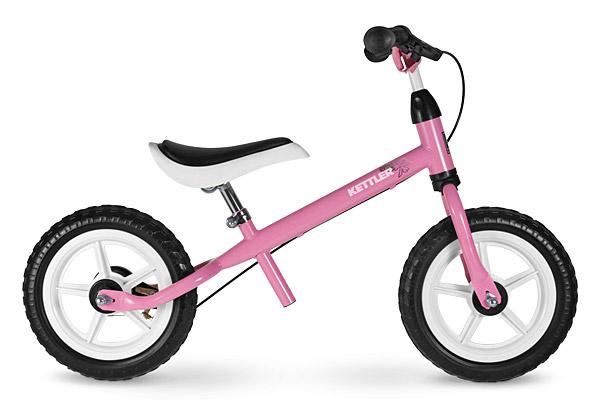 """Rowerek biegowy Kettler Speedy 12,5"""" różowy"""