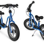 Nowość – duuuży, niebieski rowerek biegowy Puky LR XL
