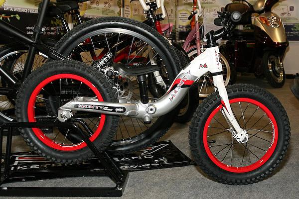 rowerek biegowy Monty