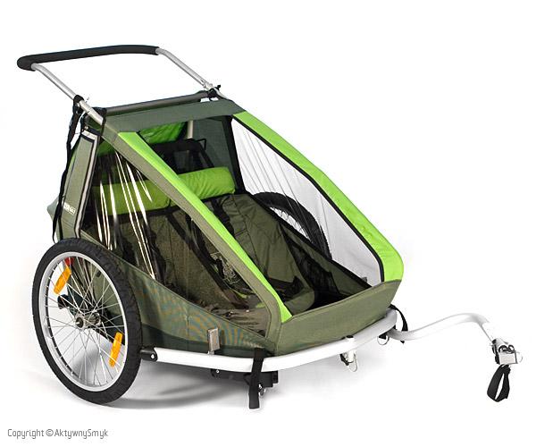 Przyczepka rowerowa Croozer Kid for 2