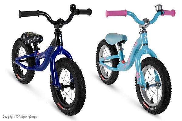 Rowerki biegowe Specialized HotWalk