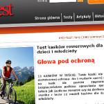 Głowa pod ochroną – Test kasków rowerowych dla dzieci i młodzieży