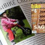 bikeBoard o rowerku biegowym FirstBIKE Cross