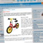 """""""Biegaj na rowerku!"""" radzi fit.pl – portal fitness"""