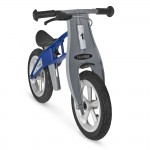 Rowerek biegowy FirstBIKE w skarpetkach :-)
