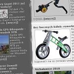 """""""Bez bocznych kółek: rowerki biegowe"""" bikeBoard linkuje do AktywnegoSmyka :-)"""