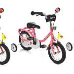 Nowe kolory rowerka Puky Z2 (błękitny i różowy)