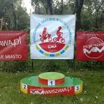 I Warszawskie Dziecięce Wyścigi Rowerkowe