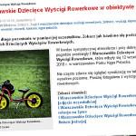 I Warszawskie Dziecięce Wyścigi Rowerkowe – zdjęcia i relacja