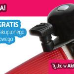 Promocja – dzwonek GRATIS do każdego rowerka biegowego LIKEaBIKE