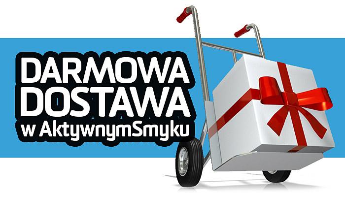 Darmowa dostawa w AktywmymSmyku!