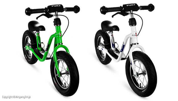 Rowerki biegowe Puky LR XL (wersja 2011)