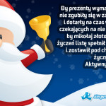 Gwiazdka 2010 – życzenia dla klientów oraz gości bloga AktywnegoSmyka