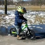 Rowerek biegowy Strider w polskiej produkcji kina akcji