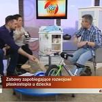 Zabawy zapobiegające rozwojowi płaskostopia u dziecka – rowerek biegowy