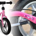 Przeróbki: rowerek biegowy Puky LR 1L lovely pink + hamulec