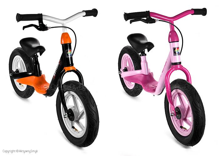 Rowerki biegowe Kettler - seria Spirit Air