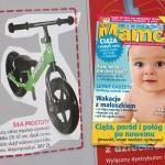 Przedszkolak na szlaku czyli m.in. jaki rowerek (biegowy) wybrać – Mamo to ja 7/2011