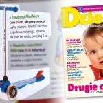 Hulajnoga Mini Micro | Zabawa na trawie – miesięcznik Dziecko nr 8
