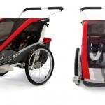 Nowość – Chariot Cougar 2 + zestawy CTS + akcesoria