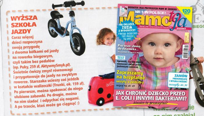 Rowerek biegowy Puky LR M | Przedszkolak na kółkach - Mamo to ja nr 9